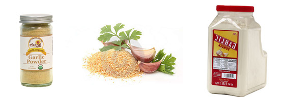 Garlic powder suppliers in India